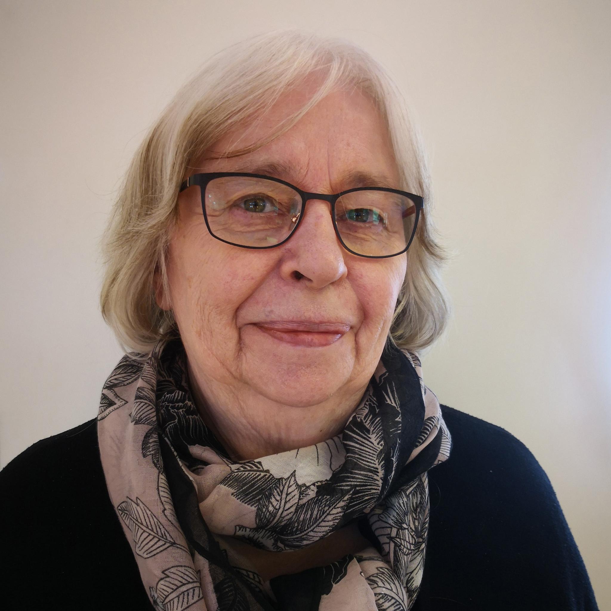 Margaretha Holmström